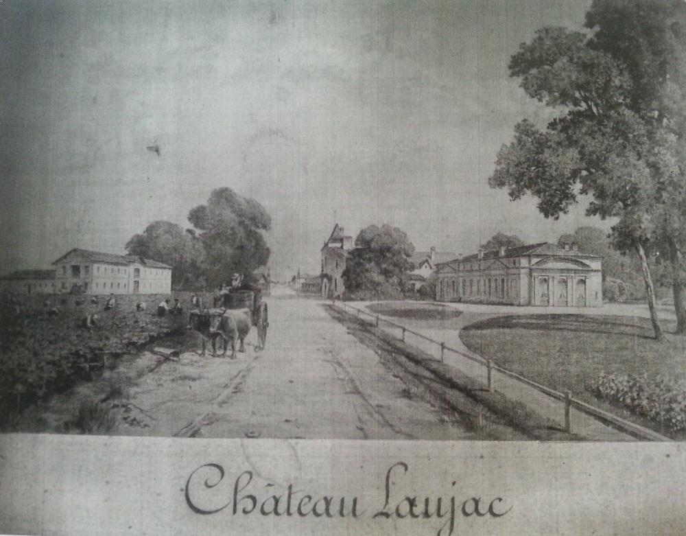 histoire-laujac-de-la-gaulle-a-l-empire